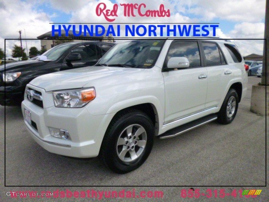 2013 blizzard white pearl toyota 4runner limited 86724841 car color galleries. Black Bedroom Furniture Sets. Home Design Ideas