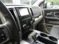 2012 Sagebrush Pearl Dodge Ram 1500 Laramie Longhorn Crew Cab 4x4  photo #20
