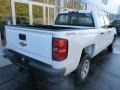 Summit White - Silverado 1500 WT Crew Cab 4x4 Photo No. 3