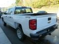 Summit White - Silverado 1500 WT Crew Cab 4x4 Photo No. 6
