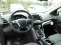 2014 White Platinum Ford Escape SE 1.6L EcoBoost 4WD  photo #10