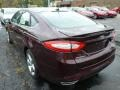 2013 Bordeaux Reserve Red Metallic Ford Fusion SE 2.0 EcoBoost  photo #4