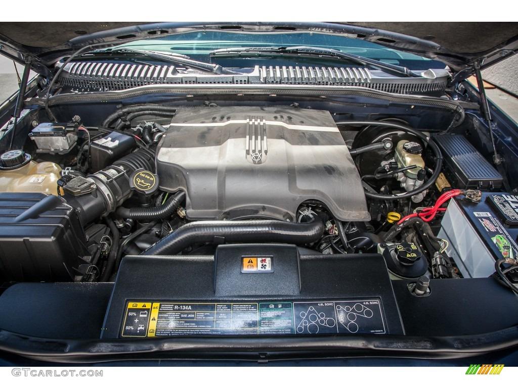 2003 ford explorer xlt engine 4.6 l v8
