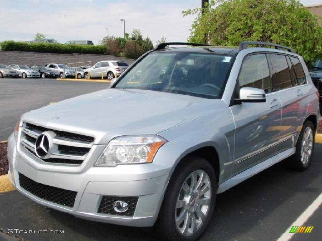 Glk Specs >> 2010 Iridium Silver Metallic Mercedes-Benz GLK 350 4Matic ...