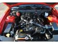 2011 Race Red Ford Mustang V6 Coupe  photo #17
