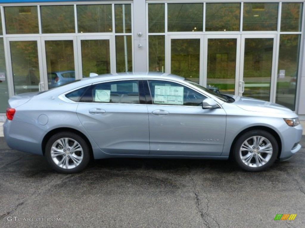 Silver Topaz Metallic Impala 2014 Impala Ltz Silver Topaz