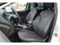 2012 White Platinum Tricoat Metallic Ford Focus Titanium Sedan  photo #11