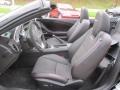 Black 2013 Chevrolet Camaro Interiors