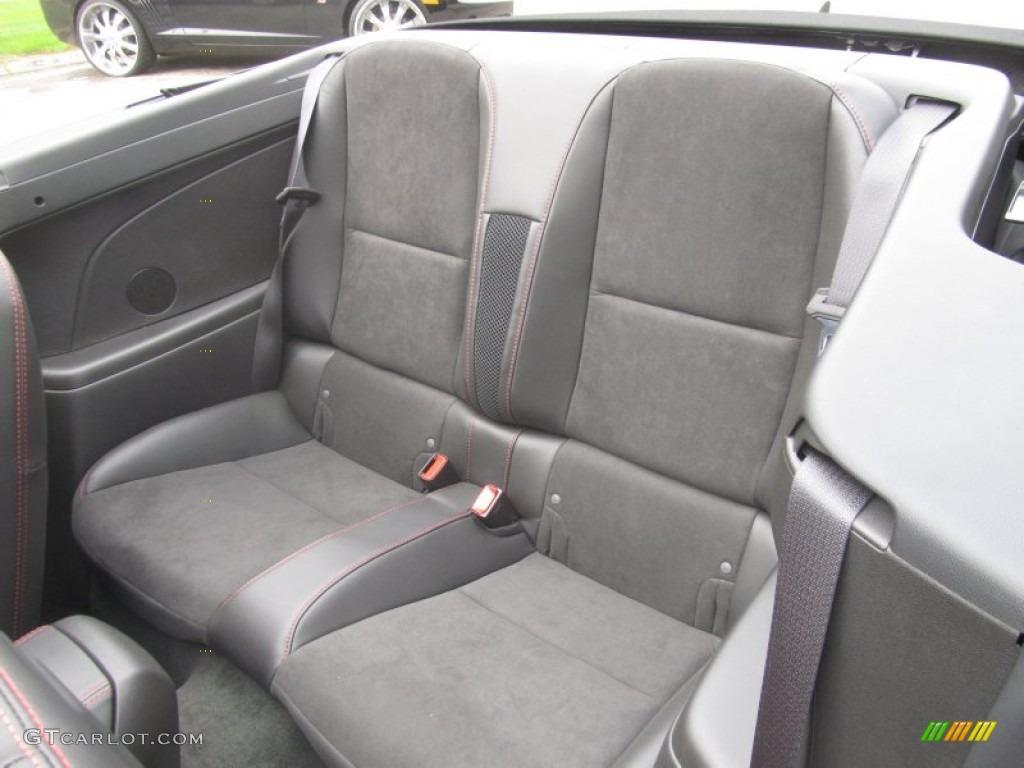 2013 Chevrolet Camaro Zl1 Convertible Interior Color Photos