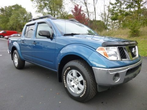 2005 Nissan Frontier Nismo Crew Cab 4x4 Data Info and Specs