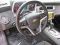 Black Steering Wheel Photo for 2014 Chevrolet Camaro #86834363