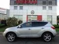 2010 Brilliant Silver Metallic Nissan Murano LE AWD  photo #2