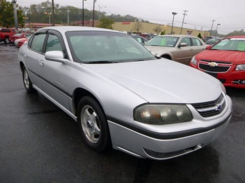 2001 chevrolet impala ls data info and specs. Black Bedroom Furniture Sets. Home Design Ideas