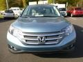2014 Mountain Air Metallic Honda CR-V EX AWD  photo #8