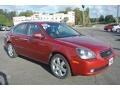 Imperial Red 2006 Kia Optima Gallery