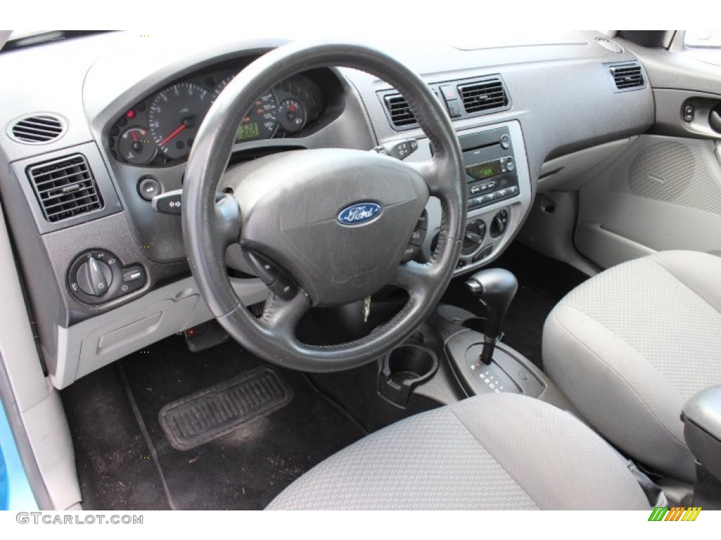 2007 Ford Focus Zx5 Se Hatchback Interior Color Photos
