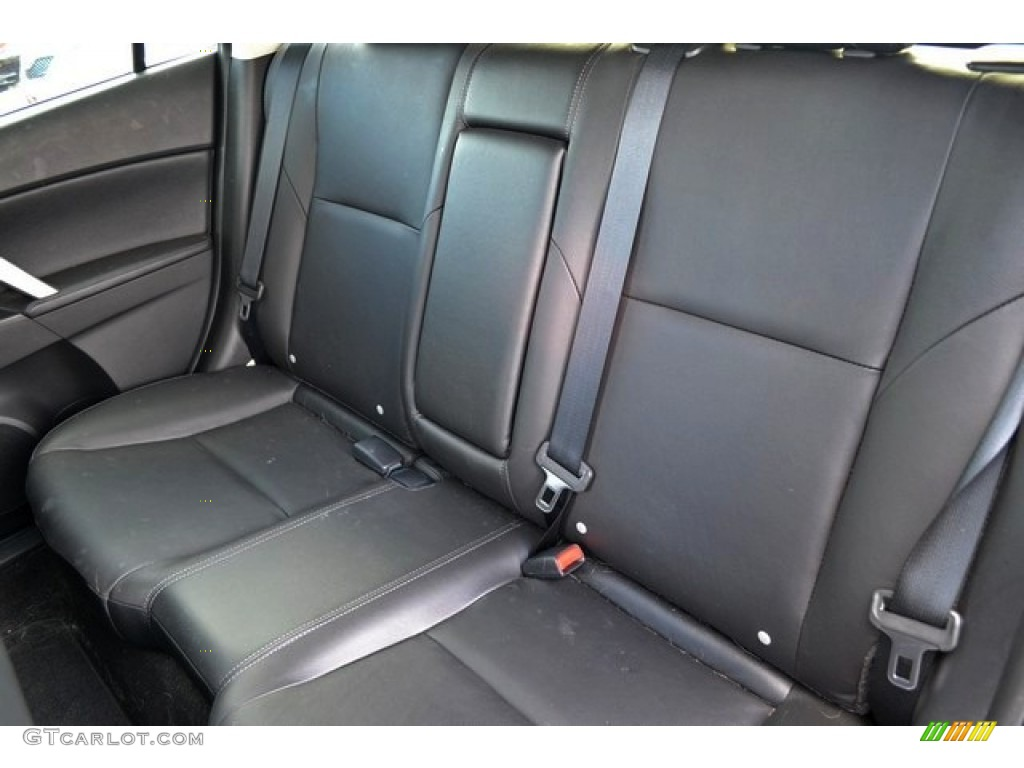 2012 mazda mazda3 i grand touring 5 door interior color. Black Bedroom Furniture Sets. Home Design Ideas