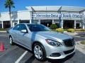 Iridium Silver Metallic 2014 Mercedes-Benz E Gallery