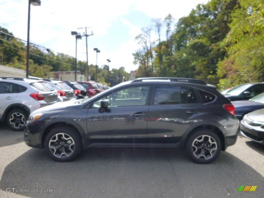 2014 Subaru Xv Crosstrek 2 0i Limited >> 2014 Dark Gray Metallic Subaru XV Crosstrek 2.0i Limited #86892168 | GTCarLot.com - Car Color ...
