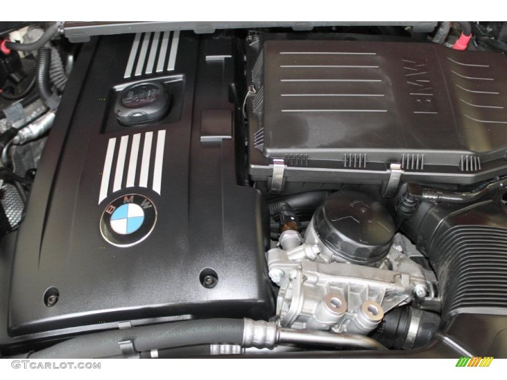 2007 Bmw 3 Series 335i Coupe Engine Photos
