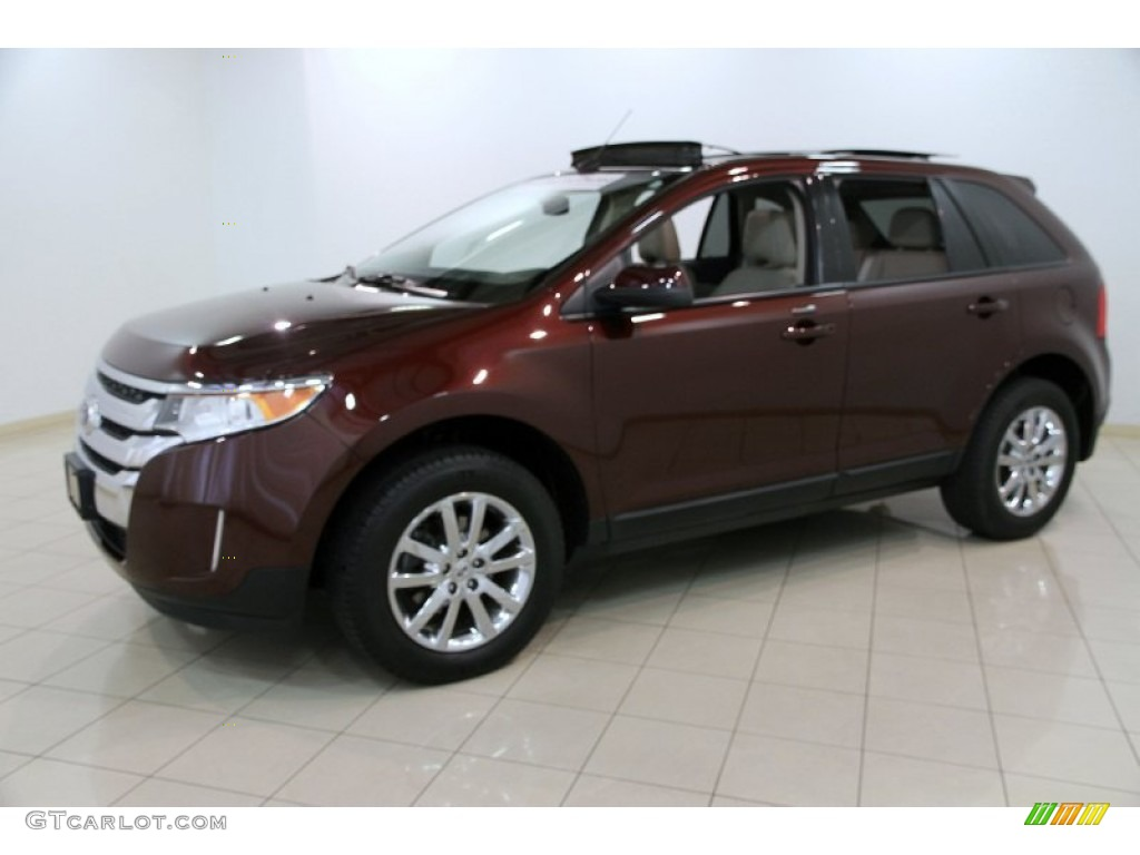 Vin ford edge 2014 autos weblog