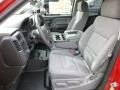 Jet Black/Dark Ash Front Seat Photo for 2014 Chevrolet Silverado 1500 #86912331