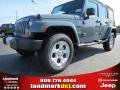 Anvil 2014 Jeep Wrangler Unlimited Sahara 4x4