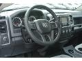 Black/Diesel Gray Dashboard Photo for 2014 Ram 1500 #86923135