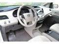 Bisque 2014 Toyota Sienna Interiors