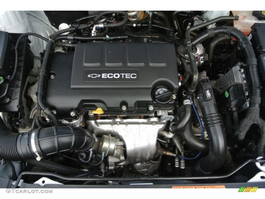 2011 Chevrolet Cruze ECO Engine Photos | GTCarLot.com