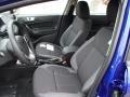 Performance Blue - Fiesta SE Sedan Photo No. 10