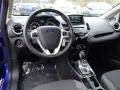 Performance Blue - Fiesta SE Sedan Photo No. 14