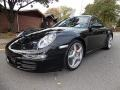 Basalt Black Metallic 2006 Porsche 911 Carrera S Coupe