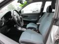 2005 Subaru Impreza Black Interior Interior Photo