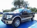 Kodiak Brown Metallic 2013 Ford F150 King Ranch SuperCrew 4x4