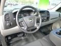 2012 Graystone Metallic Chevrolet Silverado 1500 Work Truck Regular Cab  photo #16
