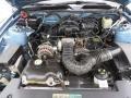 2006 Windveil Blue Metallic Ford Mustang V6 Premium Coupe  photo #25