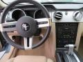 2006 Windveil Blue Metallic Ford Mustang V6 Premium Coupe  photo #34