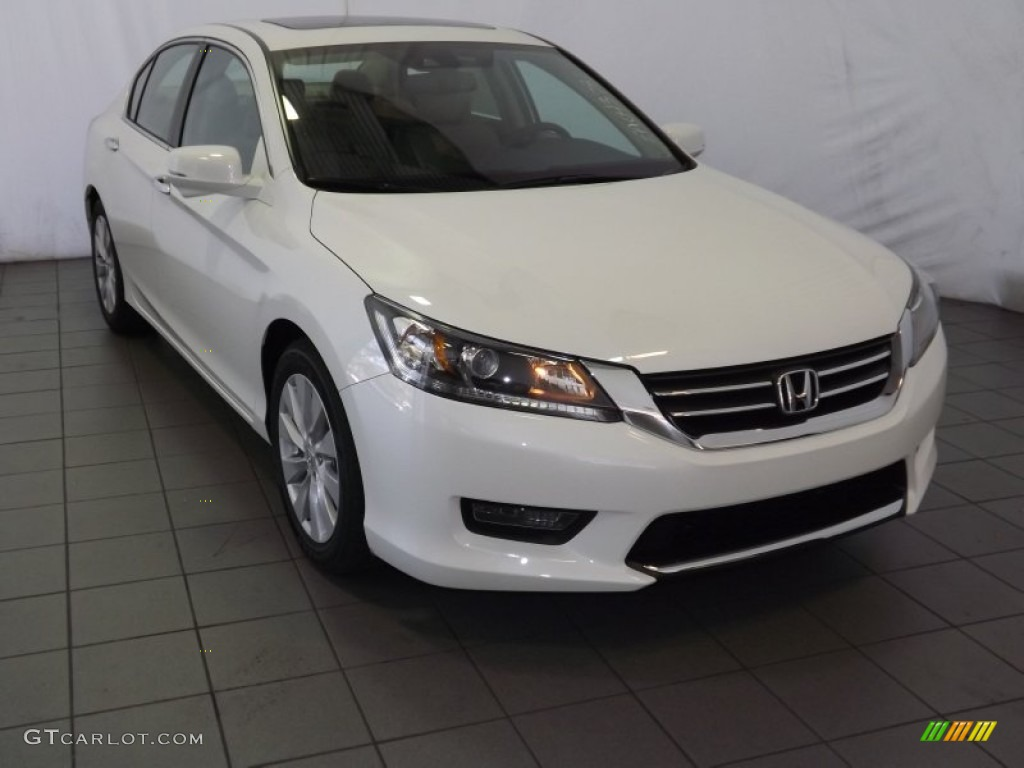 2014 white orchid pearl honda accord ex l sedan 86937357 for 2014 honda accord white