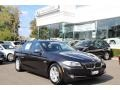 Dark Graphite Metallic II 2013 BMW 5 Series 528i xDrive Sedan