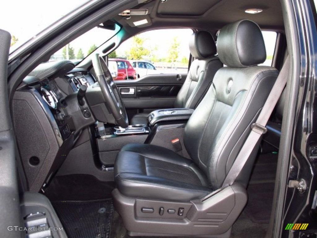 2012 ford f150 harley davidson supercrew 4x4 interior. Black Bedroom Furniture Sets. Home Design Ideas