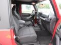 2012 Flame Red Jeep Wrangler Rubicon 4X4  photo #18
