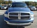 2002 Atlantic Blue Pearl Dodge Ram 1500 SLT Quad Cab 4x4  photo #2