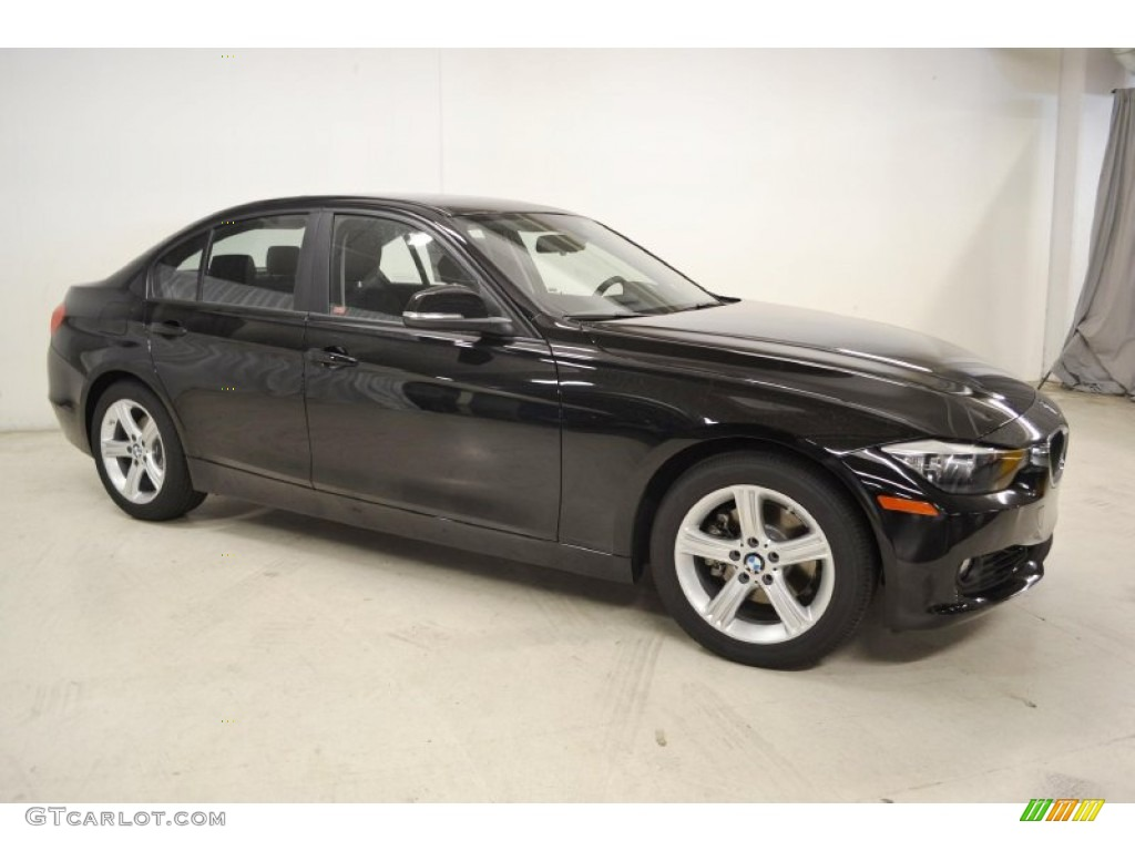 jet black 2014 bmw 3 series 328i sedan exterior photo 86985797. Black Bedroom Furniture Sets. Home Design Ideas
