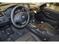 Black Prime Interior Photo for 2014 BMW 3 Series #86986100
