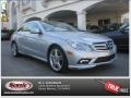 Iridium Silver Metallic - E 550 Coupe Photo No. 26
