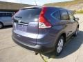 2014 Twilight Blue Metallic Honda CR-V EX AWD  photo #3
