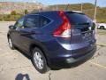 2014 Twilight Blue Metallic Honda CR-V EX AWD  photo #5