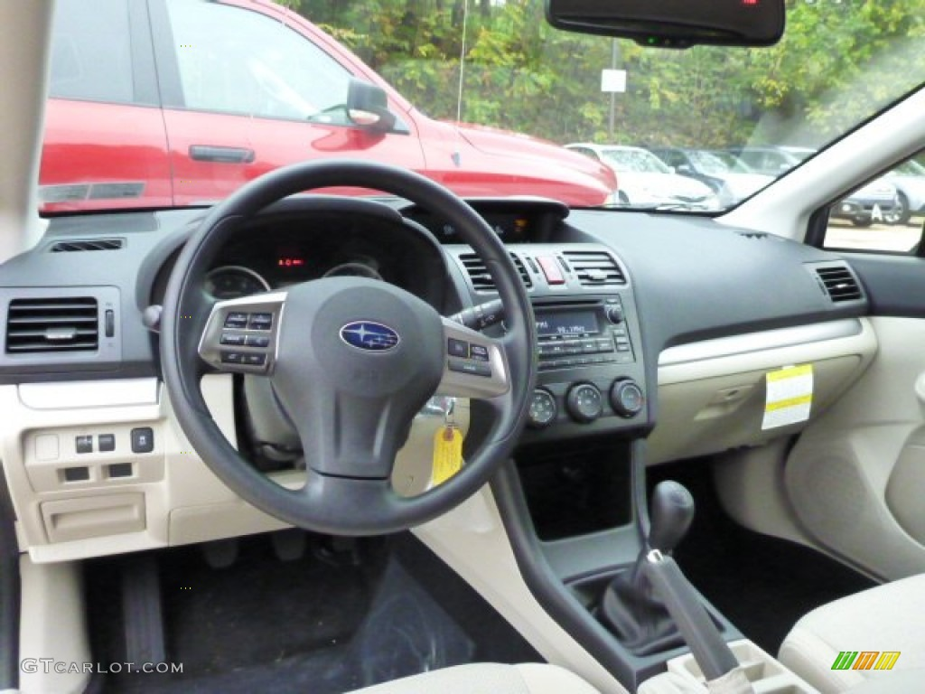 2014 Subaru Xv Crosstrek Premium Dashboard Photos
