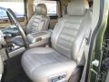 Wheat Front Seat Photo for 2003 Hummer H2 #87024554
